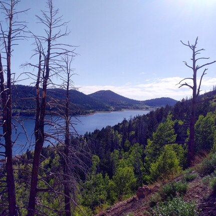 Navajo Lake, Duck Creek