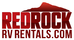Red Rock RV Rentals | rents RV & travel trailers | Southern Utah